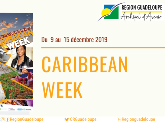 Caribbean Week - Semaine coopération Guadeloupe