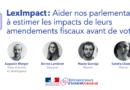 Leximpact: l'innovation numérique au service des parlementaires